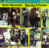 Dr. Alimantado - Born For A Purpose (Greensleeves) CD